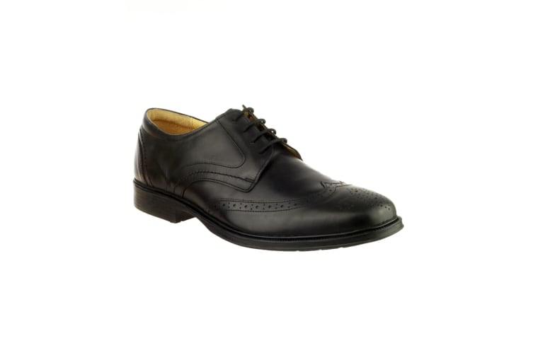 Cotswold Mickleton Lace Gibson / Mens Shoes (Black) (12 UK)