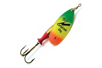 Mepps Lures Long Cast Fishing Lure - Tiger
