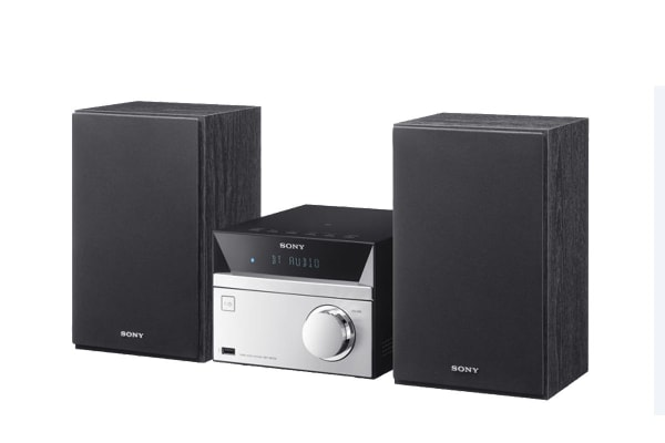 Sony Micro HiFi System With Bluetooth (CMT-SBT20B)