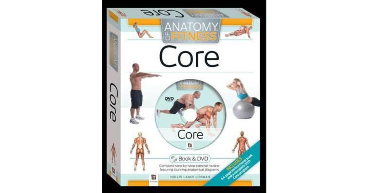 Core Anatomy Of Fitness Book And Dvd Pal By 9781743087459 2012