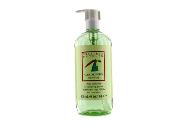 Crabtree & Evelyn Gardeners Hand Soap (500ml/16.9oz)