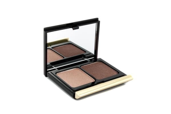 Kevyn Aucoin The Eye Shadow Duo - # 210 Sugared Peach/ Rusted Brown Sugar (4.8g/0.16oz)