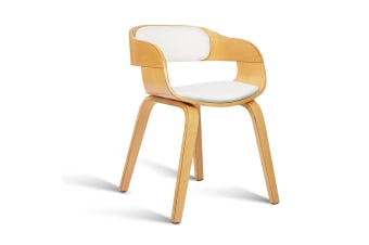 Silas Dining Chair (White)