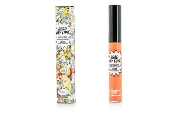 TheBalm Read My Lips (Lip Gloss Infused With Ginseng) - #Pop! 6.5ml