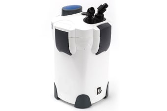 PROTEGE Aquarium External Canister Filter Pump Aqua Fish Tank Pond Pump 1250 L/H