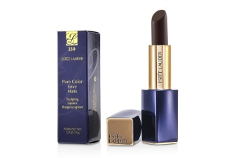 Estee Lauder Pure Color Envy Matte Sculpting Lipstick - # 230 Commanding 3.5g/0.12oz