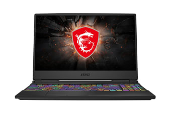 "MSI GL65 15.6"" FHD 120Hz Core i7-9750H 8GB RAM 512GB SSD GTX 1660 Ti Gaming Laptop"