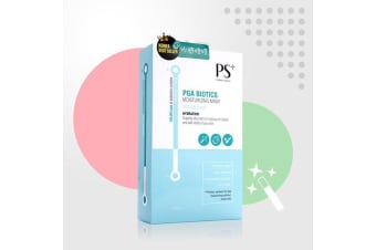 PS Perfect Select PGA Biotics Moisturizing Mask - Hydration 7pcs