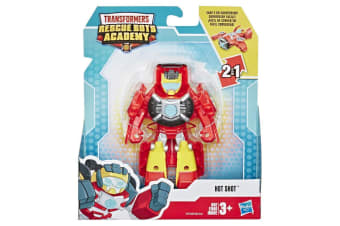 Transformers Rescue Bots Academy Hot Shot