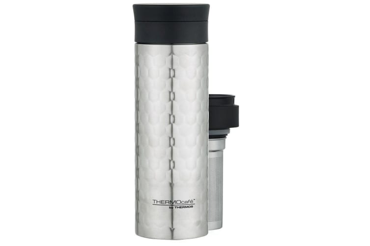 Thermos THERMOcafe Stainless Steel Vacuum Insulated Tea Infuser 450ml