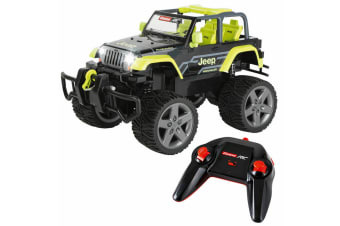 Carrera RC 1:16 Jeep Wrangler Rubicon Off Road 2.4GHz DiPro