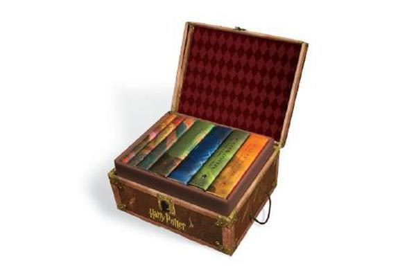 Harry Potter Hard Cover Boxed Set - Books #1-7