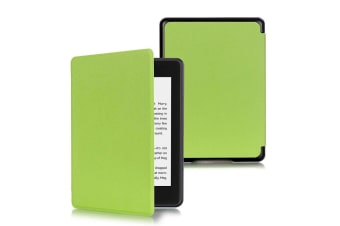 """Amazon All-New Kindle 10th Generation 2019 6"""" Flip Smart Leather Case Cover AU-Green"""