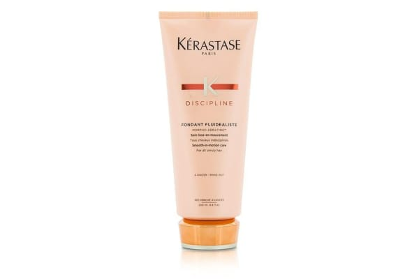 Kerastase Discipline Fondant Fluidealiste Smooth-in-Motion Care - For All Unruly Hair (New Packaging) (200ml/6.8oz)