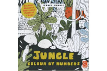 Colour By Numbers - Jungle