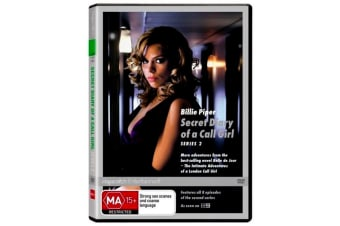 Secret Diary Of A Call Girl : Series 2 - Series Rare- Aus Stock Preowned DVD: DISC LIKE NEW