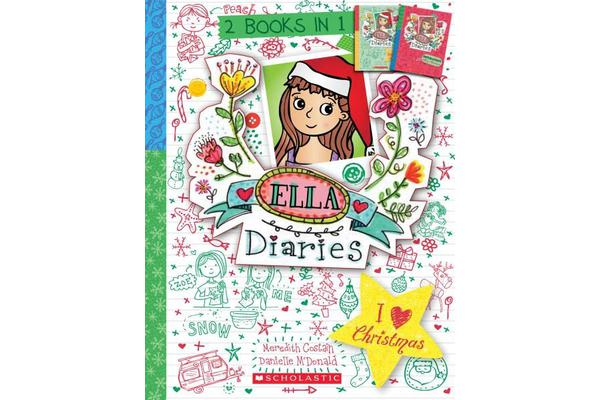 Ella Diaries Bind-Up - I Heart Christmas