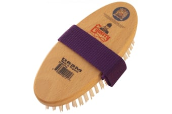 Equerry Body Brush (Mauve)
