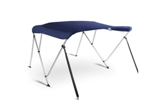 1.65M 3-bow Bimini Top 1.8-2M (Navy)
