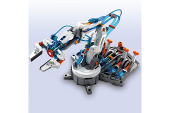 Build Your Own Hydraulic Robotic Arm Science Toy