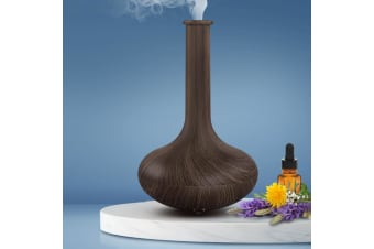 Aromatherapy Diffuser Humidifier Aroma Essential Oils Oil Ultrasonic Electric