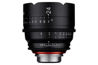 New Samyang Xeen 24mm T1.5 Lens for Canon (FREE DELIVERY + 1 YEAR AU WARRANTY)