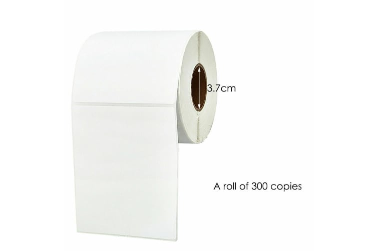 300x Direct Thermal Label 100X150mm 4x6 for Fastway Startrack AUS POST eParcel