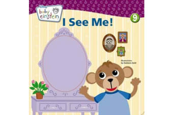 I See Me! - A Mirror Board Book