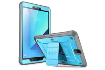 "SUPCASE - Unicorn Beetle Pro Rugged  Case for Samsung Galaxy Tab S3  9.7"" - Blue"