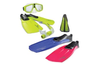 Land & Sea Adventure Snorkel Set XL