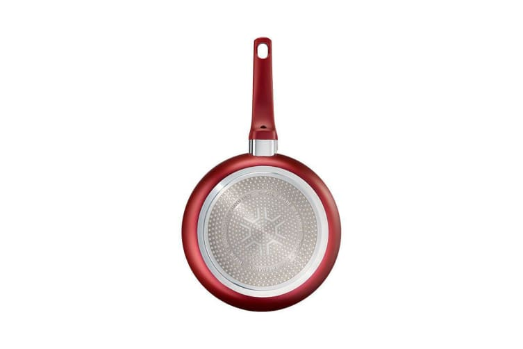 Tefal Character GV5 Frypan Red 28cm
