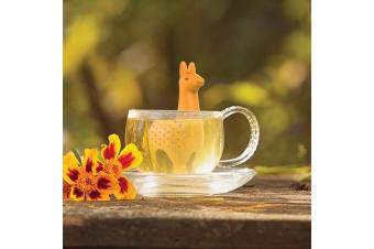 Como Tea Llama Silicone Tea Infuser | Genuine Fred & Friends