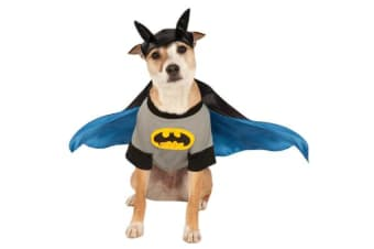 DC Comics Batman Deluxe Dog Costume - L