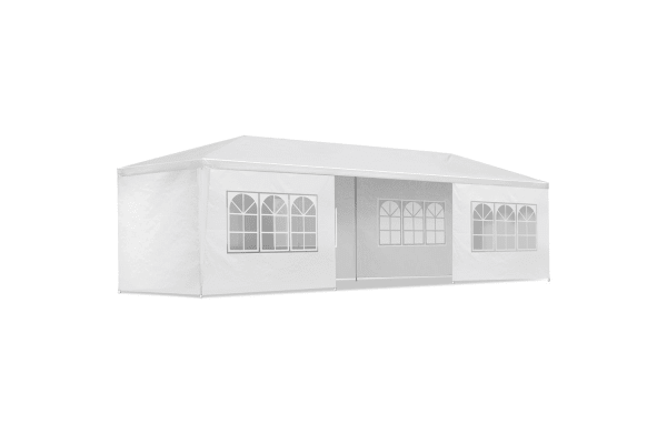 INSTAHUT 3X9 Party Gazebo with Walls