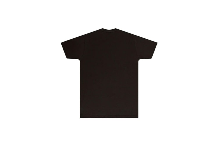 SG Mens Perfect Print Tee (Dark Black) (M)