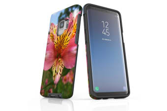 For Samsung Galaxy S9 Case Armour Cover  Flowering