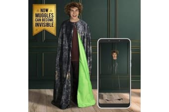 The Real Official Harry Potter Invisibility Cloak | Wow Stuff