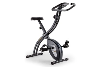 NEW Proflex Folding Magnetic Exercise X-Bike - Bicycle Cycling Flywheel Fitness