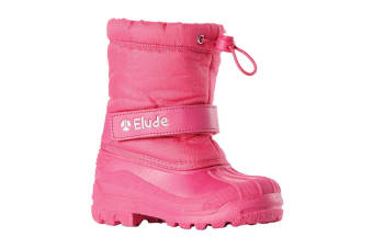 Elude Girl's Snow Kids Snow Play Boots Size 5