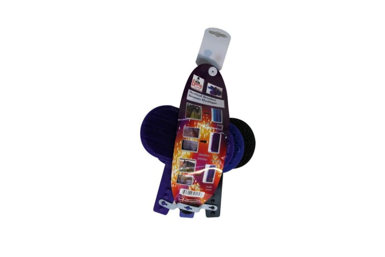 Vale Brothers Equerry Mystical Brush Pack Of 3 (Multicoloured) (Pack Of 3)