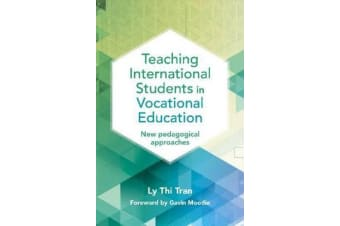 Teaching International Students in Vocational Education - New pedagogical approaches
