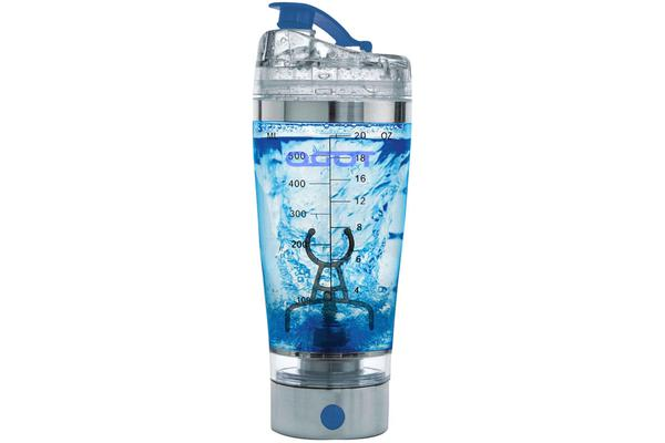 TODO 600Ml Usb Rechargeable Vortex Electric Blender Protein Mixer Shaker Bpa Free