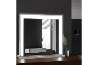 Hollywood Makeup Mirror With LED Light Vanity Beauty Frameless