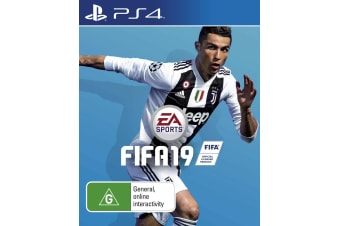 FIFA 19 PS4 PlayStation 4 Game - Disc Like New