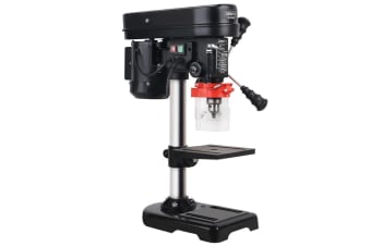 Bench Drill Press Workshop Mounted 5 Speed Metal Drilling Stand 400W