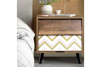 Bedside Tables Drawers Side Table Wood Furniture Nightstand Unit