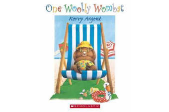 One Woolly Wombat Board Book