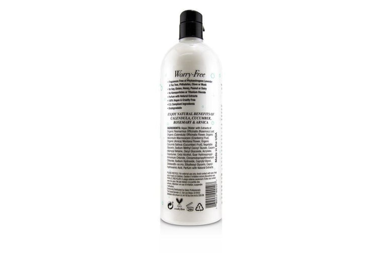 Original Sprout Natural Family Collection Natural Shampoo (For Babies & Up - Clean, Soft, Healthy Hair) 975ml/33oz
