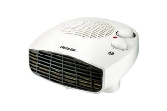 Heller 2000W Low Profile Fan Heater