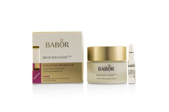 Babor Skinovage PX Calming Sensitive Daily Calming Cream (with Free Collagen Booster Fluid 2ml) - For Sensitive Skin 50ml